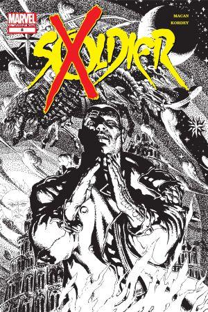 Soldier X #8