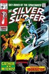 SILVER SURFER (1968) #12