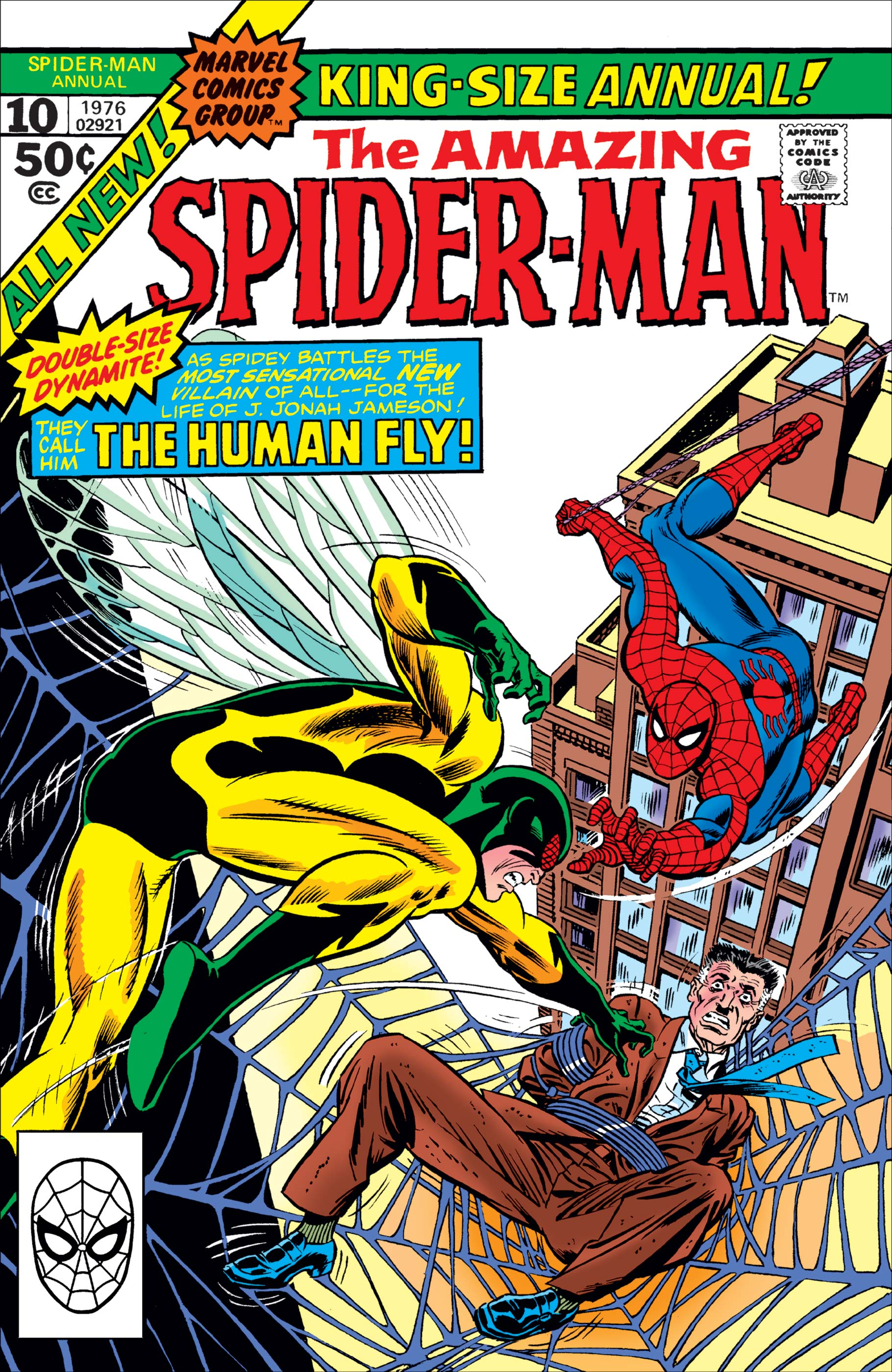 Amazing Spider-Man Annual (1964) #10