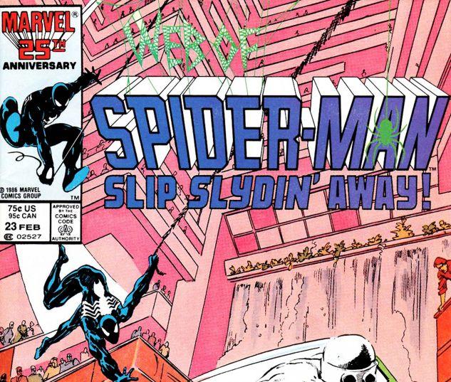 Web of Spider-Man (1985) #23