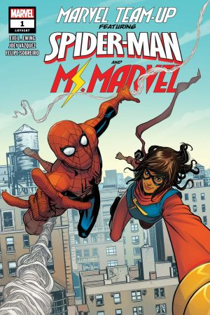 Ms. Marvel Team-Up (2019) #1