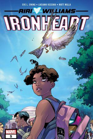 Ironheart #5