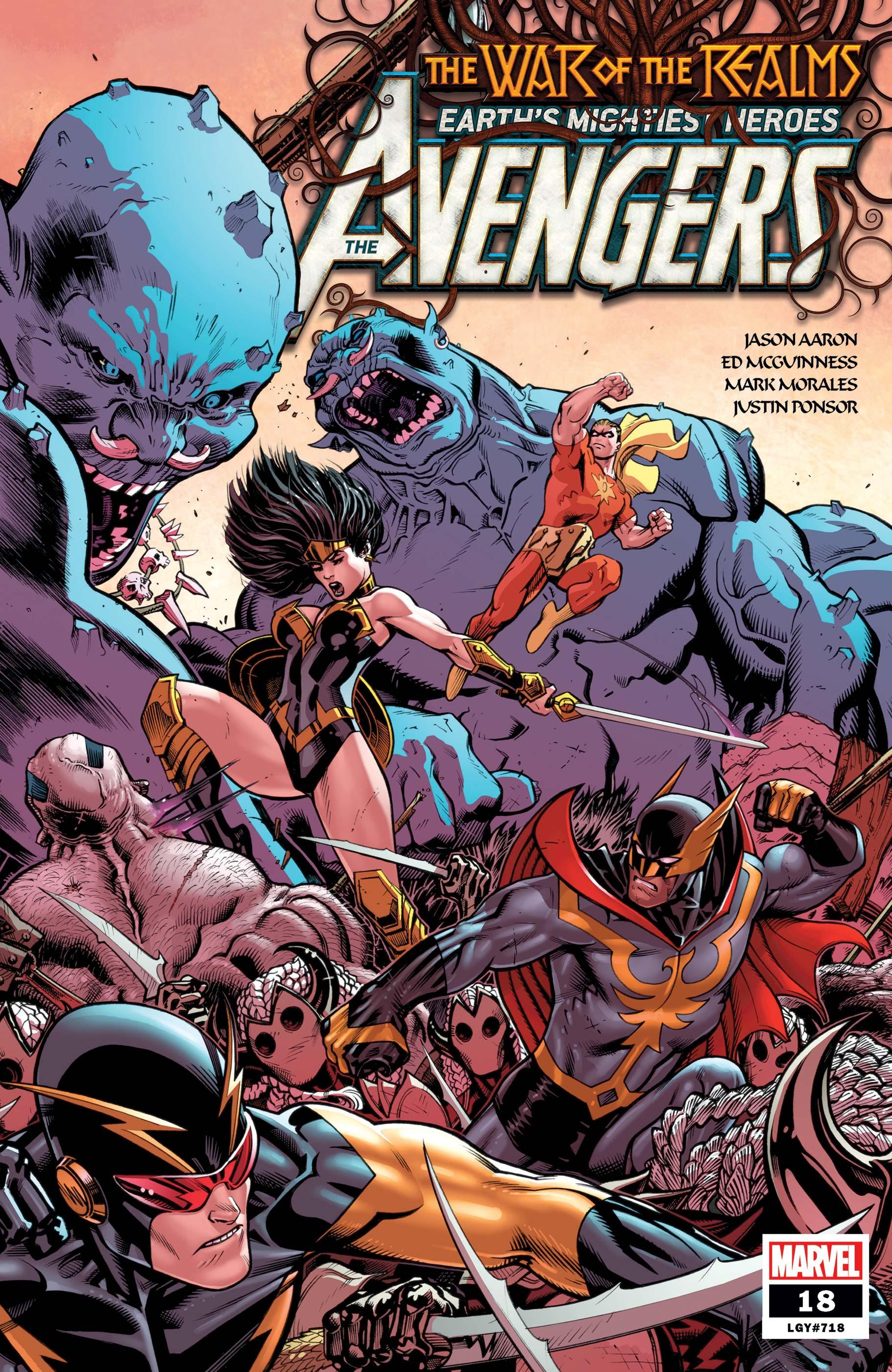 Avengers (2018) #18