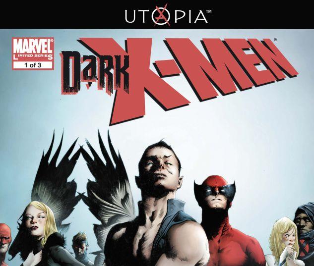 DARK X-MEN: THE BEGINNING (2009) #1