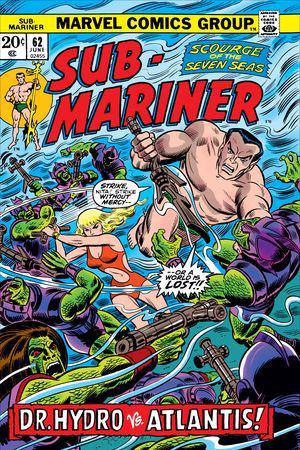 Sub-Mariner (1968) #62