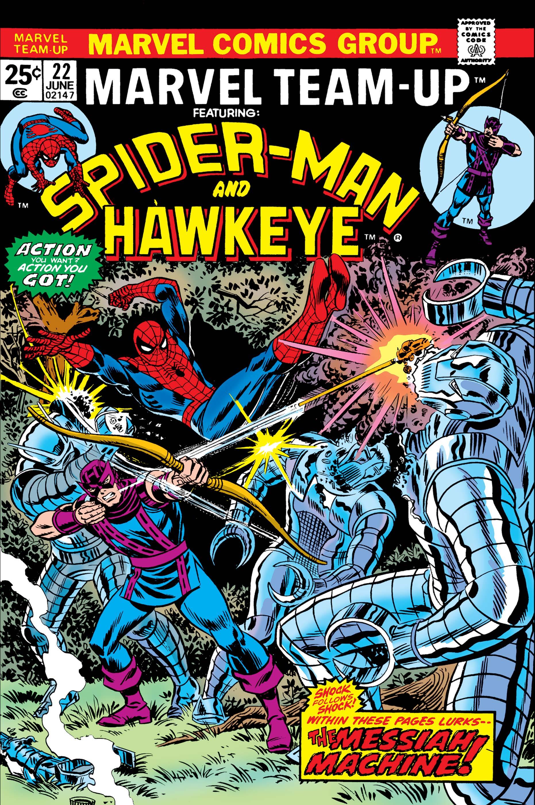 Marvel Team-Up (1972) #22