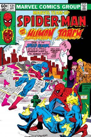 Marvel Team-Up (1972) #121