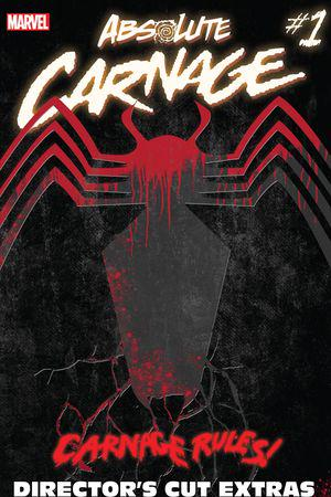 Absolute Carnage Director's Cut Edition (2019) #1