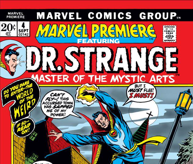 Marvel Premiere #4