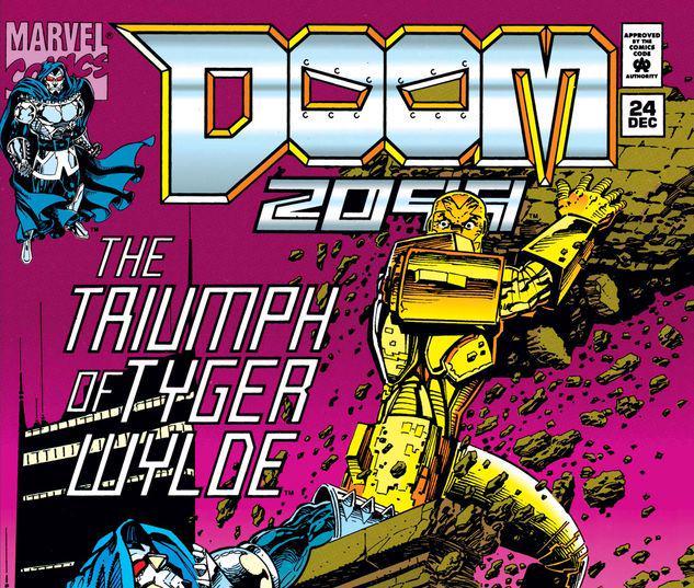 Doom 2099 #24