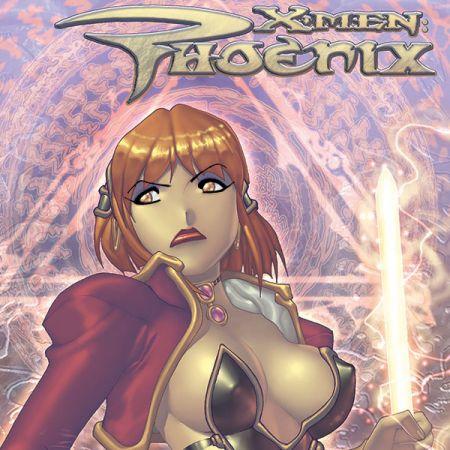 X-Men: Phoenix - Legacy of Fire (2003)