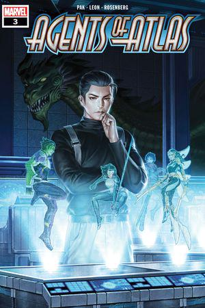 Agents of Atlas (2019) #3