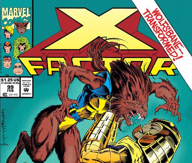 X-Factor #99