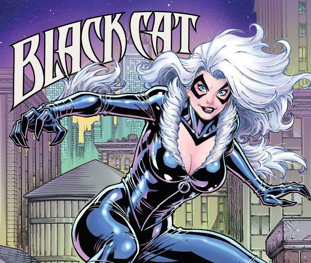 BLACK CAT ANNUAL 1 NAUCK VARIANT #1