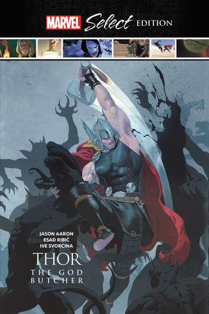Thor: The God Butcher Marvel Select (Hardcover)
