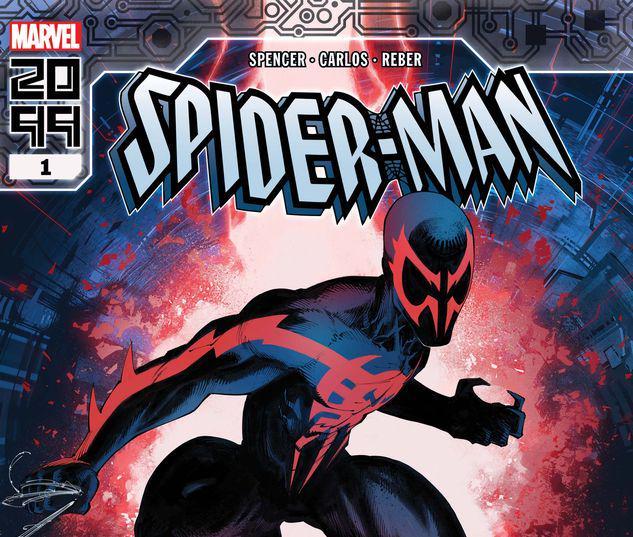 SPIDER-MAN 2099 1 #1