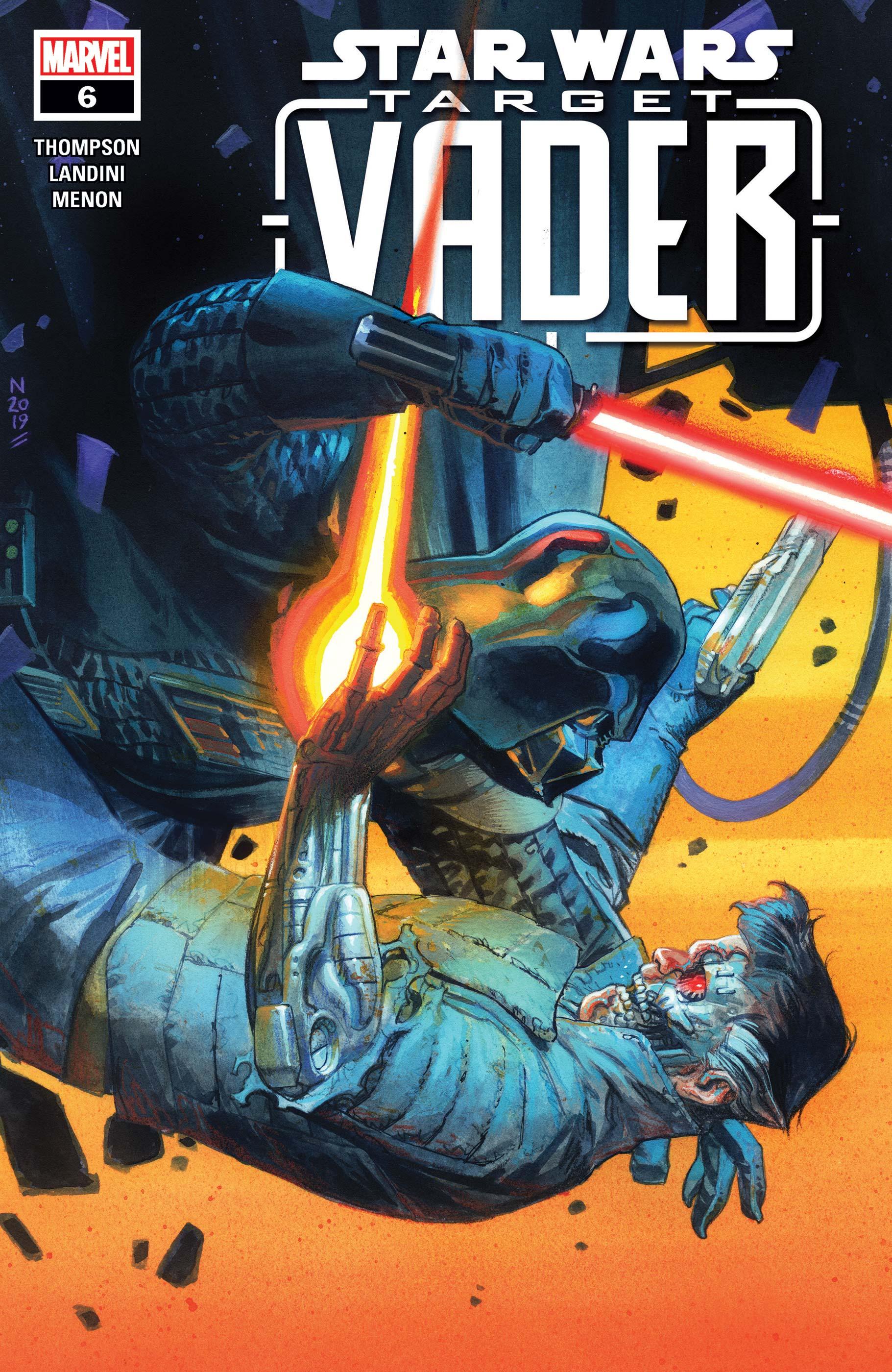 Star Wars: Target Vader (2019) #6