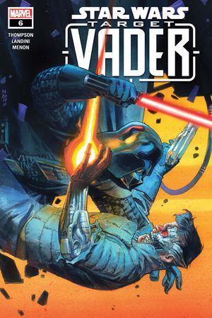 Star Wars: Target Vader #6