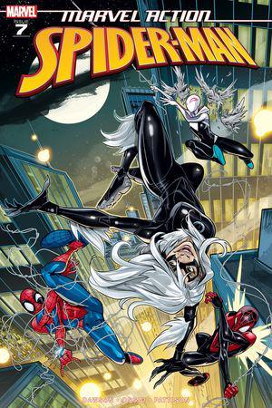 Marvel Action Spider-Man (2018) #7