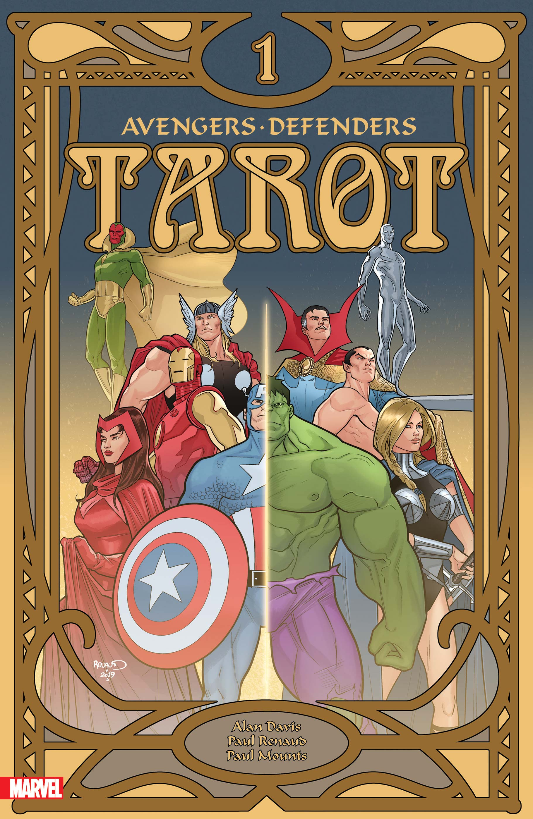Tarot (2020) #1