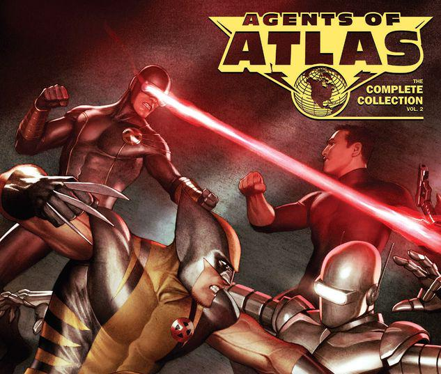 AGENTS OF ATLAS: THE COMPLETE COLLECTION VOL. 2 TPB #2