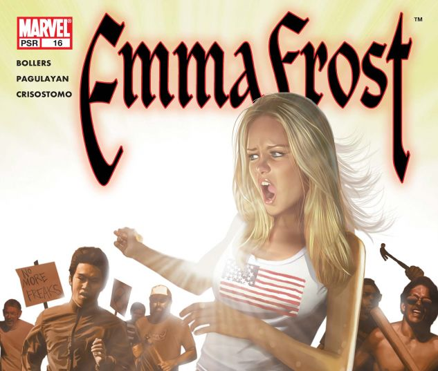 EMMA FROST (2003) #16