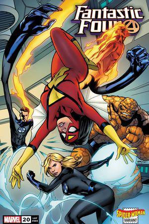 Fantastic Four (2018) #20 (Variant)