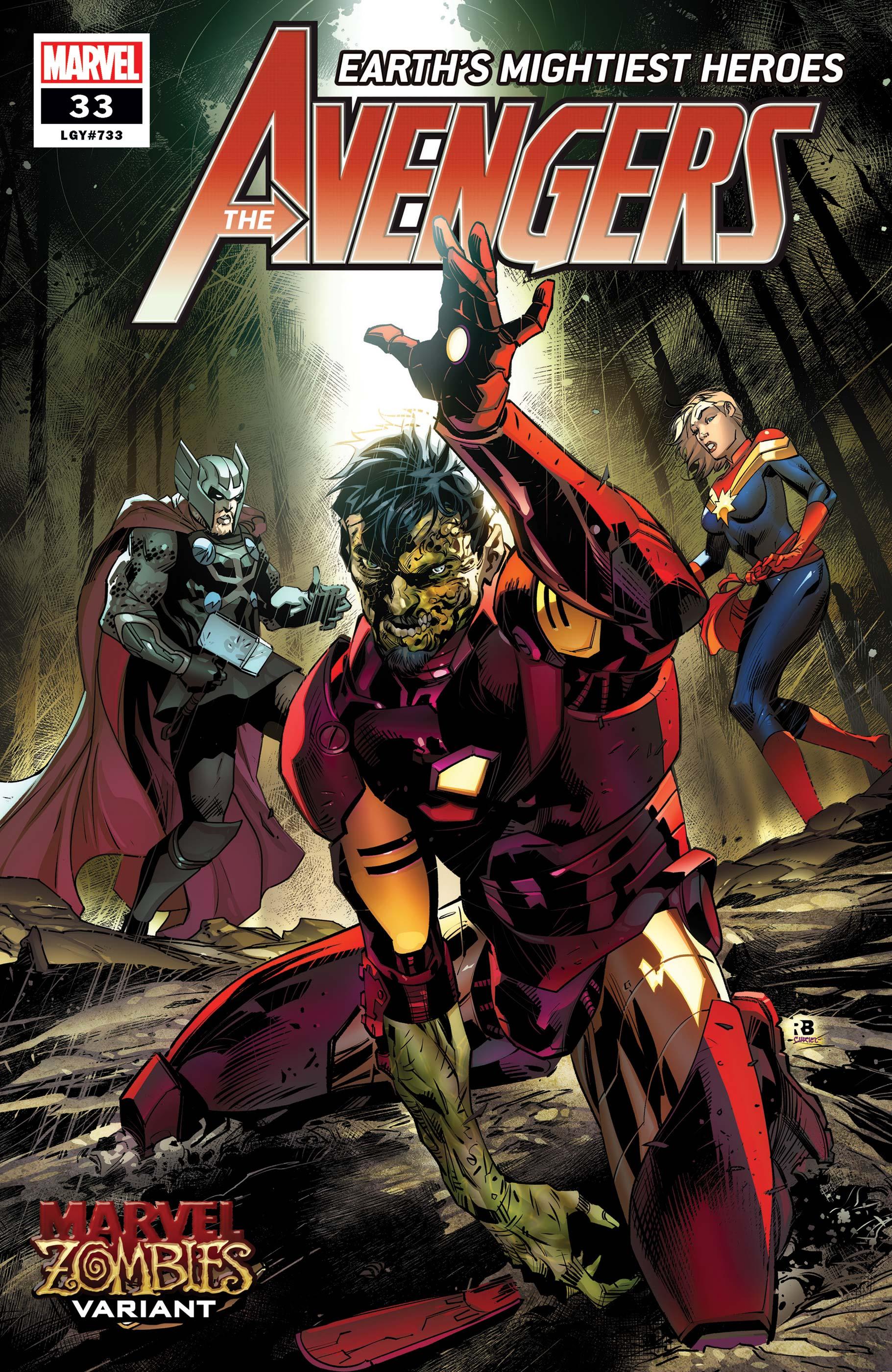 Avengers (2018) #33 (Variant)