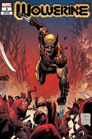 Wolverine (2020) #3 (Variant)
