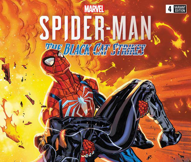 Marvel's Spider-Man: The Black Cat Strikes #4