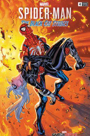 Marvel's Spider-Man: The Black Cat Strikes #4  (Variant)