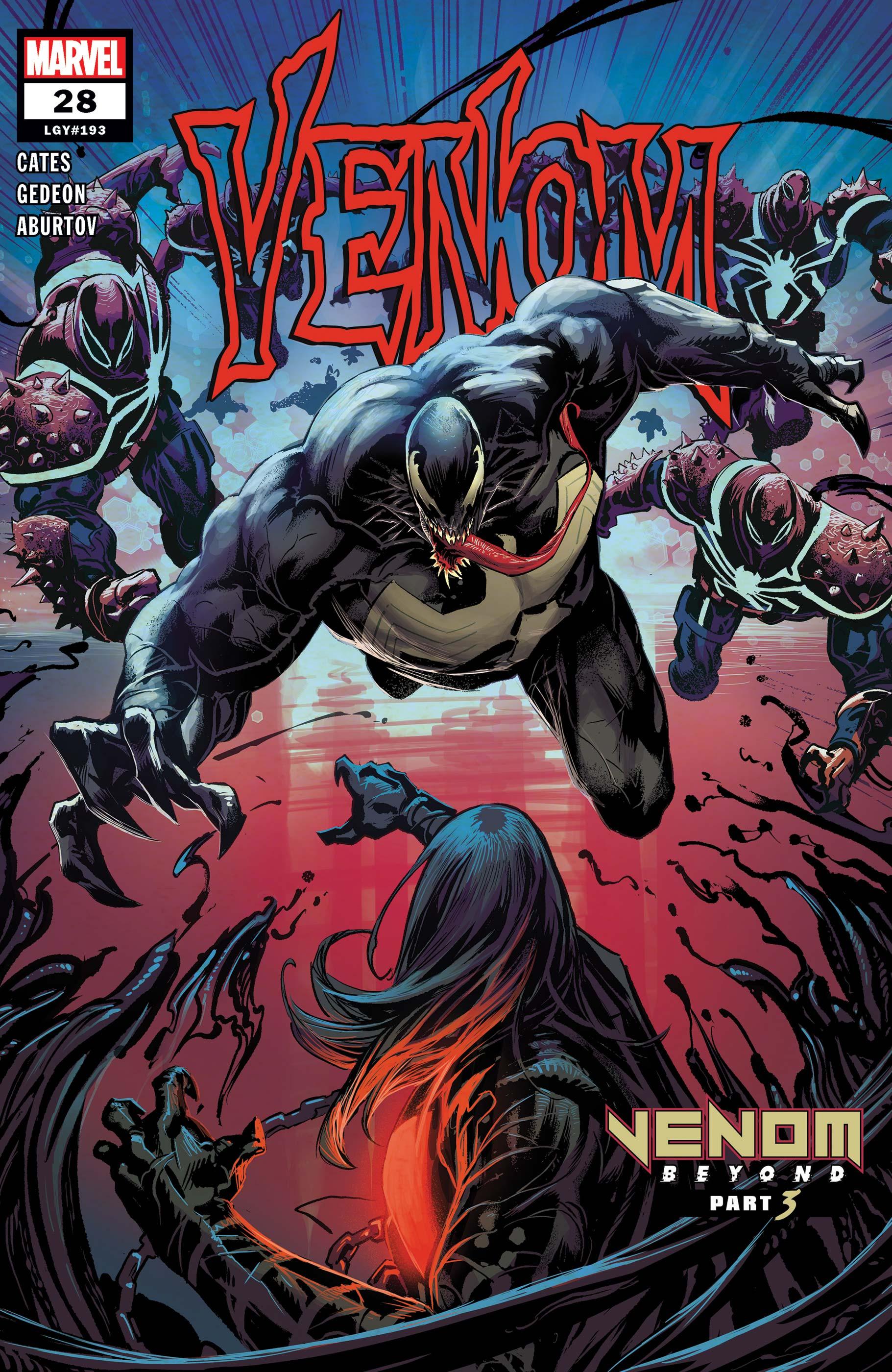 Venom 2018 28 Comic Issues Marvel