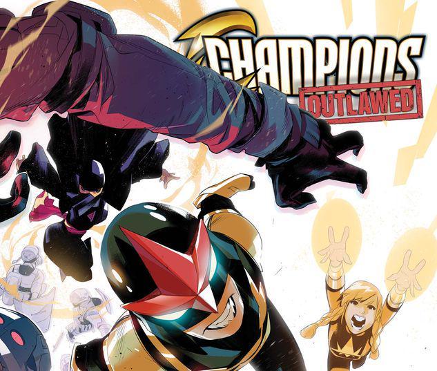 Champions #1
