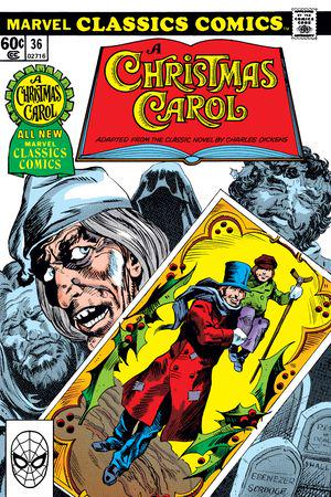 Marvel Classics Comics Series Featuring #36