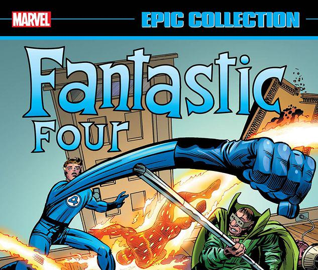 FANTASTIC FOUR EPIC COLLECTION: AT WAR WITH ATLANTIS TPB #1