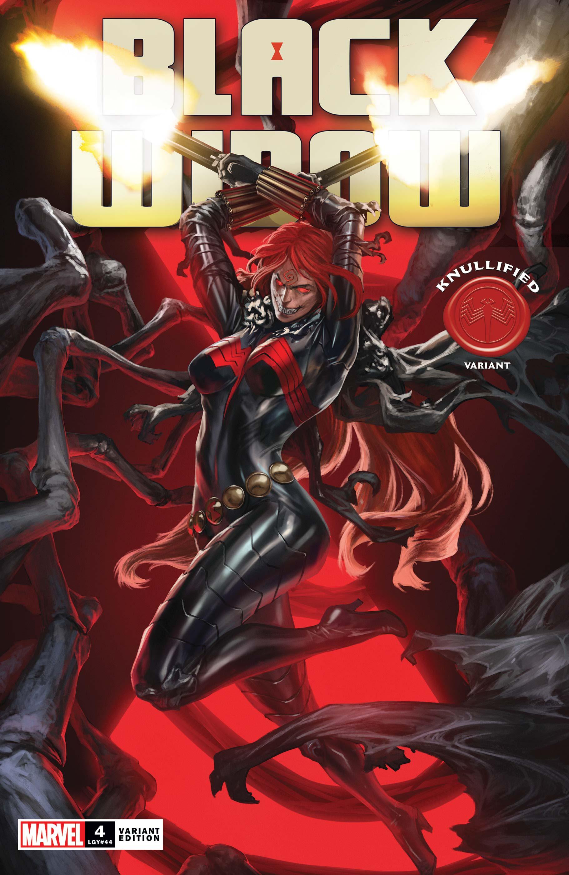 Black Widow (2020) #4 (Variant)