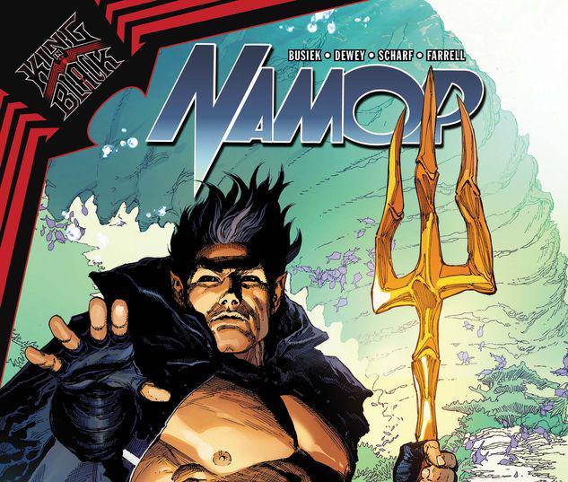 King in Black: Namor #5