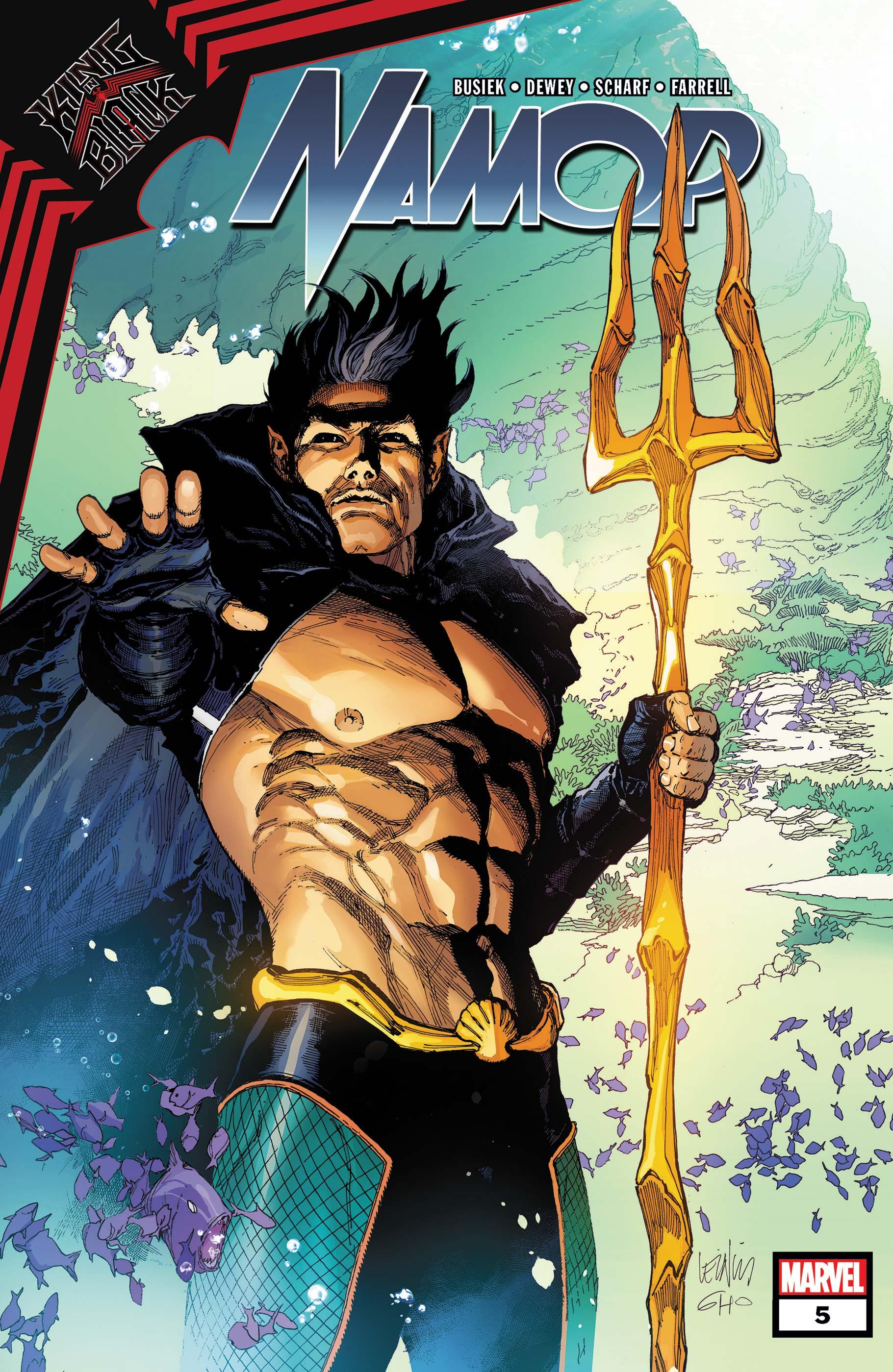 King in Black: Namor (2020) #5