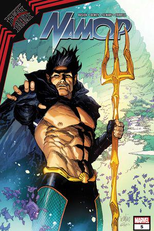 King in Black: Namor #5