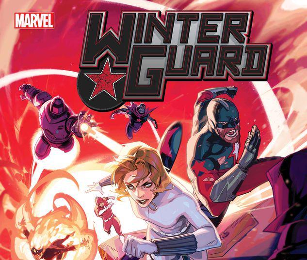 Winter Guard #1