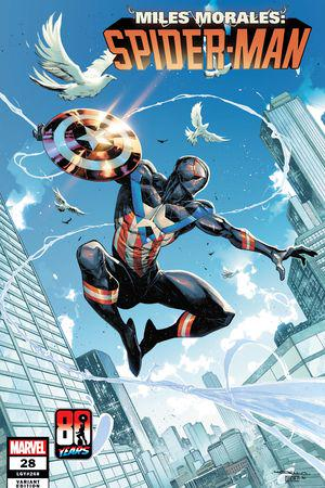 Miles Morales: Spider-Man (2018) #28 (Variant)