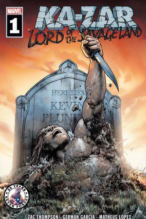 Ka-Zar Lord of the Savage Land #1