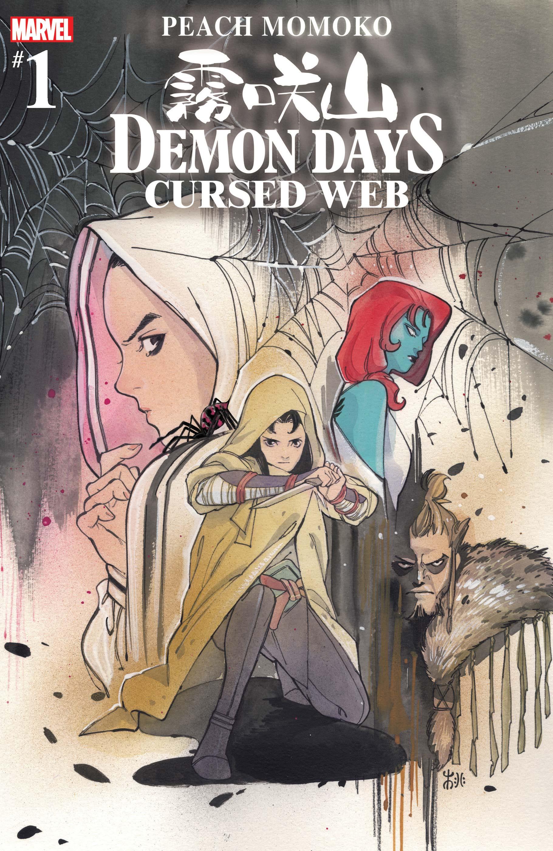 DEMON DAYS: CURSED WEB 1 (2021) #1