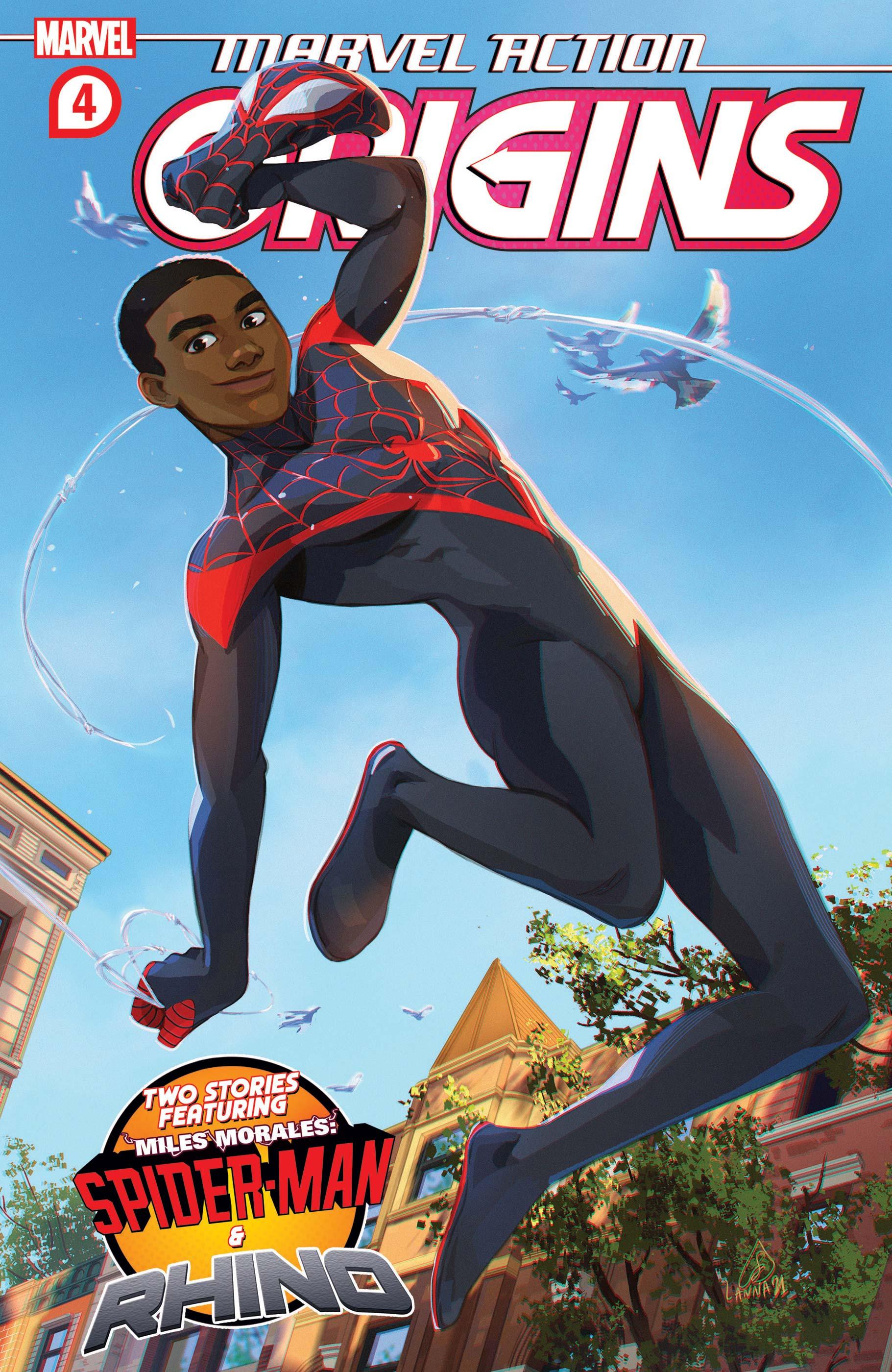 Marvel Action Origins (2021) #4