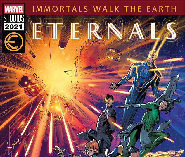Eternals #7