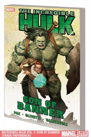 Incredible Hulk Vol. 1: Son of Banner (Trade Paperback)