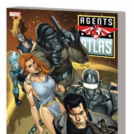 Agents of Atlas: Turf Wars (Trade Paperback)
