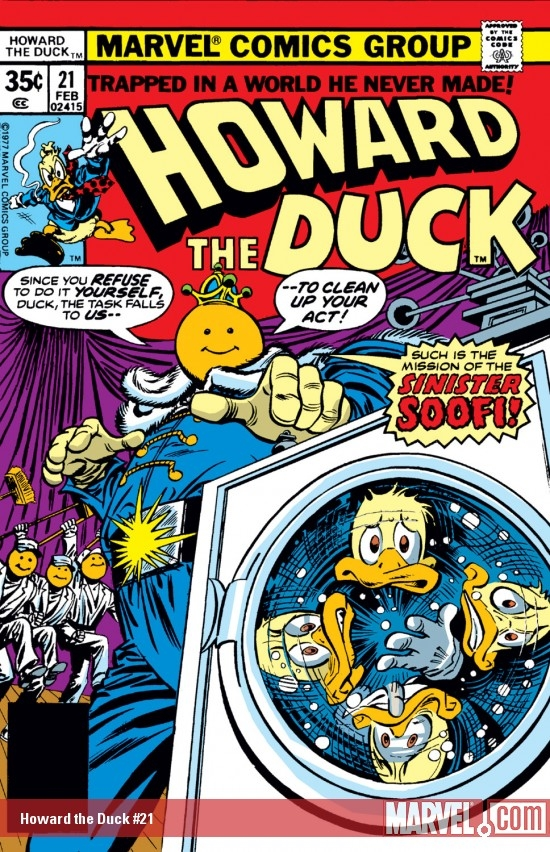 Howard the Duck (1976) #21