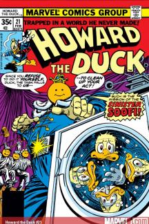 Howard the Duck (1976) #21