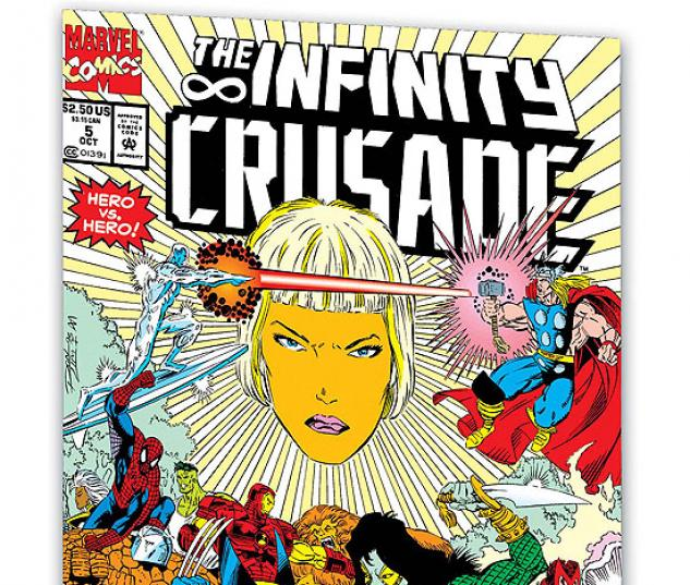 INFINITY CRUSADE VOL. 2 #0